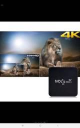 Título do anúncio: TV Box MXQ 4k<br><br>