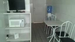 Apartamento de 1 qto mobiliado praia de Boa Viagem Recife