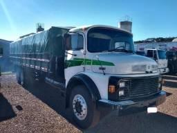 MB 1113 Truck carroceria granel - 1985