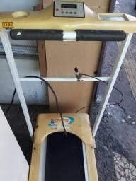 Esteira manual e eletrica