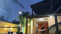 Casa DUPLEX à BEIRA MAR com PISCINA . 7 SUÍTES. Estrutura para POUSADA ou Residência