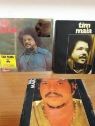 Vendo 3 discos vinil LP TIM MAIA