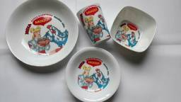 Coleção da Sopa da Xuxa anos 80