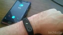 Relogio Pulesira Inteligente Smartband Monitor Cardíaco Corrida Novo Garantia Frete Grátis