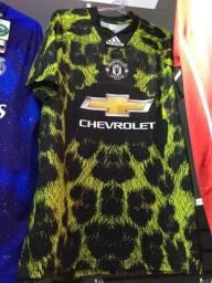 Nova camisa Manchester United 2019