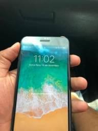 Vende se iPhone 7 plus troco por iPhone X e dou a volta