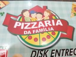 Vaga para motoboy e pizzaiolo ou ajudante de pizzaiolo