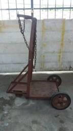 Carro para transporte de Cilindro