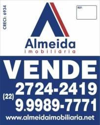 Área na Av Presidente Kenedy, 100x150, escriturada e registrada