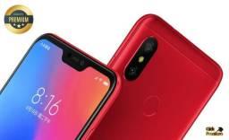 KIT Xiaomi Mi A2 Lite - 32 GB / 3 GB + Fone + Capinha + Película + 7 Brindes - PROMoção