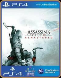 Título do anúncio: Assassins Creed 3 Remastered
