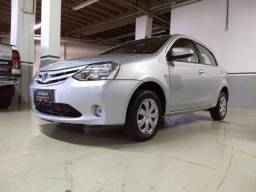 TOYOTA ETIOS 1.5 XS 16V FLEX 4P MANUAL. - 2016
