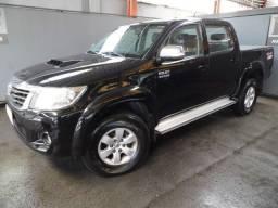 Toyota Hilux Cabine Dupla Hilux CD SRV D4-D 4x4 3.0 TDI Diesel Aut 4P - 2014