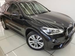 BMW X1 2.0 16V TURBO ACTIVEFLEX SDRIVE20I 4P AUTOMATICO. - 2018