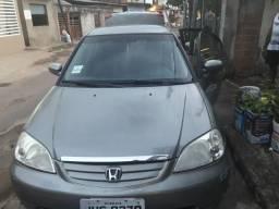 Honda Civic Automático 1.7 - 2001