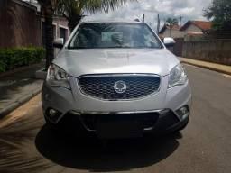 Korando Diesel Completa - SUV - 2012