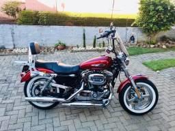 Harley Davidson XL 1200 Custow - 2013