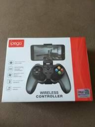 Gamepad/ Controle via Bluetooth