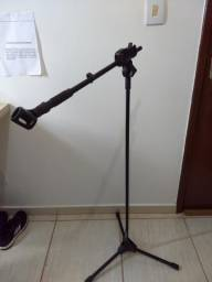Suporte para microfone