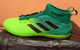 Chuteira Futsal adidas Ace 17.3 In Usada N 43