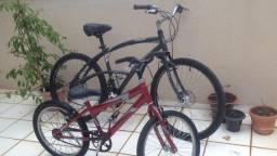 Bicicleta quadro caloi