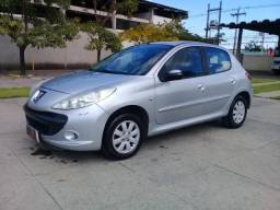 PEUGEOT 207 2009/2009 1.4 XR 8V FLEX 4P MANUAL