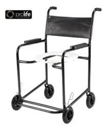 Cadeira de Banho 130Kg Obeso PL-2001 - Prolife