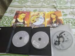 4 DVDs ( filme Ela dança eu danço )
