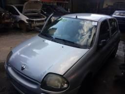 Clio Motor 1.6 16V 2000 2001 Retirada De Peças