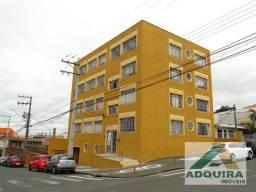 Apartamento com 2 quartos no edifício dona francisca - bairro centro em ponta grossa