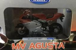 Miniatura Moto coleção