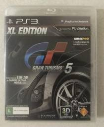 PS3 Gran Turismo 5 - XL Edition