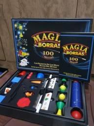Kit mágicas e truques - mágico