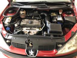 Vende-se Peugeot 206 1.4 Presence Fx Flex completo - 2008