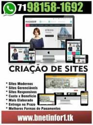 Web Site pronto