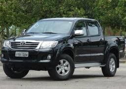 Hilux srv 3.0 4x4 turbo diesel 2013/2013 - 2013