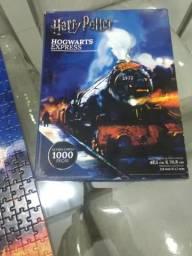 Quebra Cabeça Harry Potter 1000 Pecas