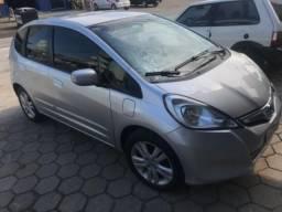 Honda Fit EX - Top de Linha - 2013