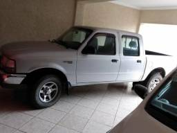 Vendo ou troco um Ford ranger 02 turbo diesel $33.560 - 2002