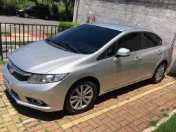 Honda Civic 2012/2013 lxs 1.8 automático PARCELO - 2013