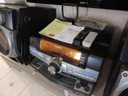 Vendo Micro System Sony Zux 880 rms