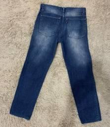 Calça jeans básica tamanho 38