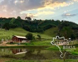 Campo Brasil Imóveis, realizando seu sonho rural! Haras de 96 mil m² em MG!