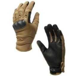 Luva Tática Oakley Factory Pilot Glove Coyote Tam L Original