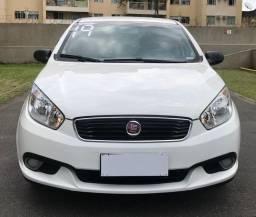 Fiat grand Siena 2019 flex Entrada + 48 x 790