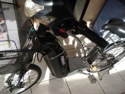 Bike elétrica  top barata urgente