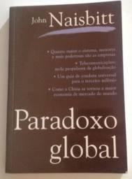 Livro paradoxo global usado