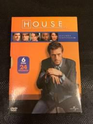 Box de DVDs House 2ª Temporada
