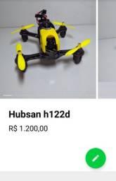 HUBSAN H122D Mini Drone Racer