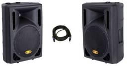Caixa de som acústica Donner LL Áudio